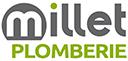 Logo Millet Plomberie